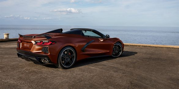 [PICS] Chevrolet Shares New Photos of the Three New Colors for the 2022 Corvette