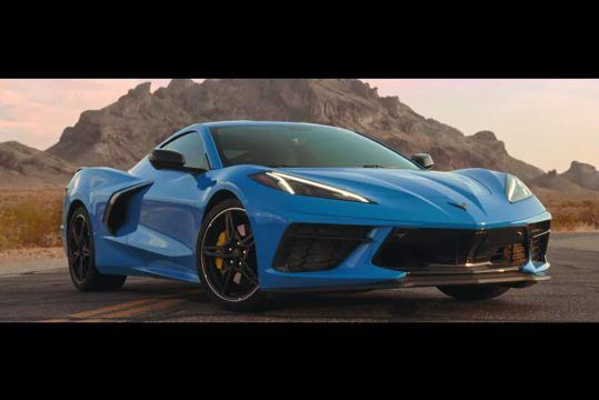 [VIDEO] Fan-Made Corvette Commercial Features a 1965 Roadster and a C8 Z51 Coupe